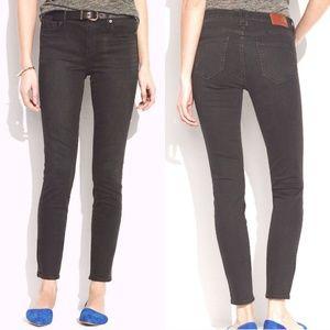 Madewell Skinny Skinny Ankle High Riser Jean SZ 29